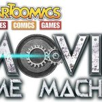 Movie Time Machine: le attività a Cartoomics 2018 tra cinema, tv e home video