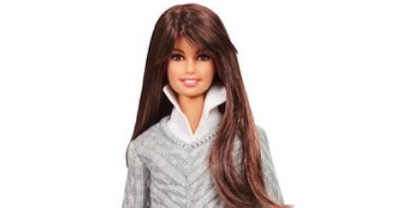 Patty Jenkins Barbie