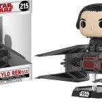 Star Wars: Gli Ultimi Jedi, ecco le nuove figure Funko POP! di Rey, Kylo Ren e di altri protagonisti
