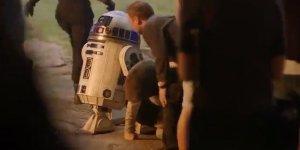 Star Wars Gli Ultimi Jedi Mark Hamill Rian Johnson