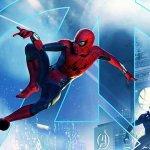Spider-Man: il nuovo costume dell'Uomo Ragno dai poster dei parchi Disney?