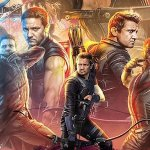 Avengers: Infinity War, un cinema promuove il film usando il fan poster con Occhio di Falco!