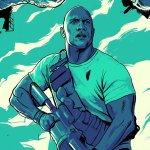 Rampage – Furia Animale: ecco un nuovo poster IMAX del film con Dwayne Johnson