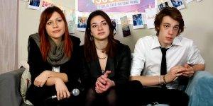 EXCL – Succede: il nostro incontro con Francesca Mazzoleni, Margherita Morchio e Matteo Oscar Giuggioli