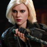 Avengers: Infinity War, ecco la figure della Hot Toys di Vedova Nera