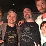 Avengers: i Vendicatori originali si riuniscono per un tatuaggio celebrativo