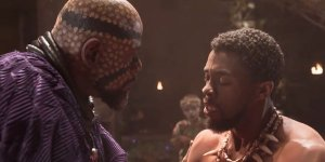 Black Panther: ecco due scene eliminate sottotitolate in italiano tratte dall'edizione home video