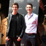 Harry Potter Exhibition: foto e video dall'anteprima della mostra a Milano, il nostro incontro con i gemelli Phelps!