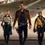 Solo: a Star Wars Story, i protagonisti del film in due nuovi poster ufficiali