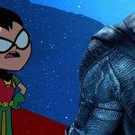 Teen Titans GO! Il Film, riferimenti ai supereroi della Justice League nei nuovi character poster