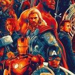 Avengers: Infinity War, ecco il poster Mondo dedicato ai primi 10 anni dei Marvel Studios