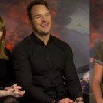 EXCL – Jurassic World, Chris Pratt e Bryce Dallas Howard tra immersioni e montagne russe per Il Regno Distrutto