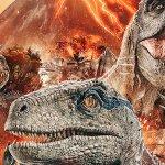 Jurassic World: il Regno Distrutto, ci sono solo dinosauri nel poster esclusivo di Fandango