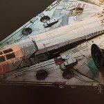 Solo: a Star Wars Story, il look alternativo del Millennium Falcon nei nuovi concept art