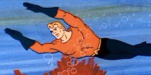 Aquaman: ecco il trailer mashup del cinecomic DC ricreato con spezzoni della serie animata