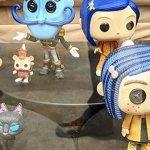 Coraline e la Porta Magica: ecco un primo sguardo alle figure Funko POP! dei protagonisti