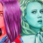 Il Tuo Ex non Muore Mai: ecco dei suggestivi poster artistici dell'action comedy con Mila Kunis e Kate McKinnon