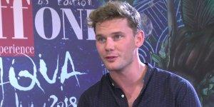 Giffoni 2018: EXCL –  Jeremy Irvine su Mamma Mia! Ci Risiamo, Pierce Brosnan e James Bond