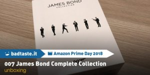 Amazon Prime Day 2018 – 007 James Bond Complete Collection