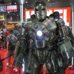 Comic-Con 2018: I costumi dei supereroi Marvel per i dieci anni dei Marvel Studios
