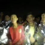 Il salvataggio dei giovani thailandesi intrappolati nella grotta diventerà un film