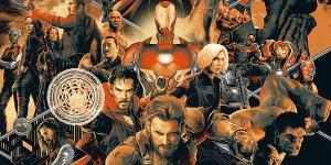 Avengers: Infinity War, un nuovo video mash-up dedicato agli effetti speciali del film