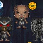 The Predator: uno sguardo ai nuovi Predator grazie alle figure Funko POP!