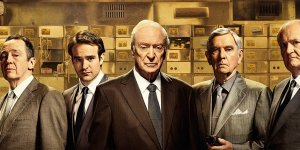 King of Thieves, Michael Caine in un nuovo trailer