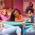 Ralph Spacca Internet: Vanellope insieme alle principesse Disney in una nuova immagine del film