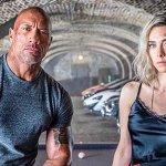 Hobbs & Shaw: Dwayne Johnson e Vanessa Kirby girano una scena d'azione a Londra