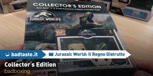 BadBoxing: Jurassic World – Il Regno Distrutto, l'edizione con i portachiavi Funko di Owen e Blue!