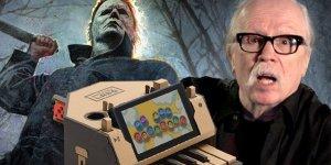 Halloween: John Carperter suona il tema del film con Nintendo Labo