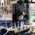 Spider-Man: Far From Home, Venezia distrutta nelle nuove foto dal set