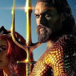 Aquaman: Mera e Arthur Curry in un nuovo poster del cinecomic