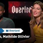 Overlord: Jovan Adepo e Mathilde Ollivier dal rapporto con J.J. Abrams al francese