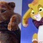 Il Re Leone: un video mette a confronto il trailer con la scena d'apertura del film originale