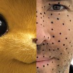 Pokémon – Detective Pikachu: ecco Ryan Reynolds con i Pika-Dots!