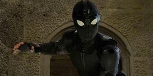 spider-man far from home banner