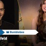 """EXCL – Hailee Steinfeld su Bumblebee: """"È la storia di una grande amicizia"""""""