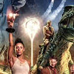 Iron Sky: The Coming Race, dinosauri e astronavi nel primo poster del film