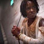 US: Lupita Nyong'o nelle prime immagini del nuovo thriller di Jordan Peele