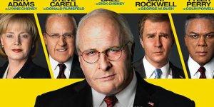 Vice – L'Uomo nell'Ombra: un poster e tre spot italiani del film con Christian Bale