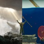 Aquaman: un video mostra le scene prima e dopo l'aggiunta degli effetti visivi