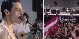 "Bohemian Rhapsody: un assaggio di ""Crazy Little Thing Called Love"" in un video Side by Side"