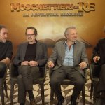 Moschettieri del Re – La Penultima Missione, il nostro incontro con Giovanni Veronesi e il cast!