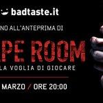 Escape Room: l'anteprima gratuita lunedì 4 marzo anche a Torino, ecco come avere i biglietti