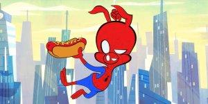 Spider-Man: Un Nuovo Universo, Spider-Ham in una nuova clip, altri dettagli sulle edizioni home video