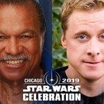 Star Wars Celebration 2019: anche Billy Dee Williams e Alan Tudyk fra gli ospiti!