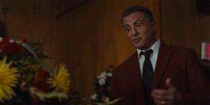 Creed II: Sylvester Stallone al funerale di un vecchio rivale e amico in una scena eliminata