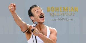 Bohemian Rhapsody: Aldo, Giovanni e Giacomo come i Queen in una video parodia